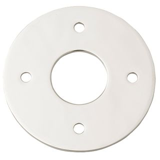 ADAPTOR PLATES POLISHED NICKEL