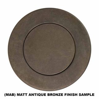 PRIVACY BOLTS MATT ANTIQUE BRONZE