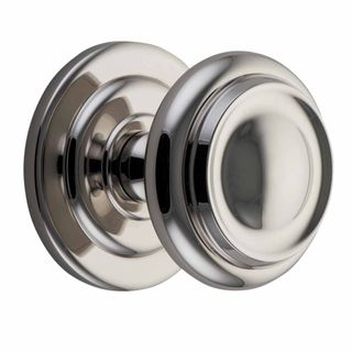 DOOR CENTRE KNOBS POLISHED NICKEL