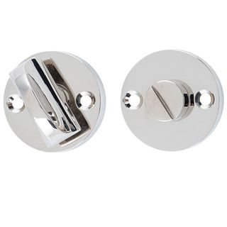 PRIVACY TURN SETS POLISHED NICKEL