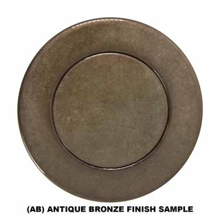 PRIVACY TURN SETS ANTIQUE BRONZE