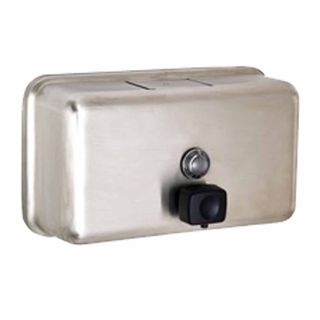 SOAP DISPENSERS STAINLESS STEEL