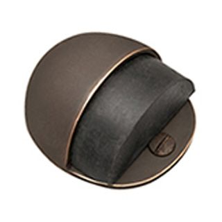 DOOR STOPS OIL RUBBED BRONZE
