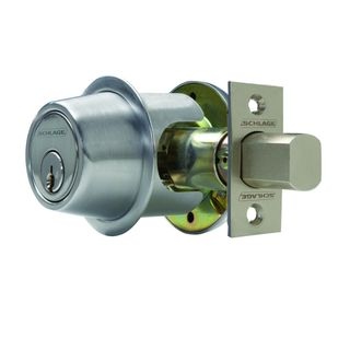 LOCKS SATIN CHROME