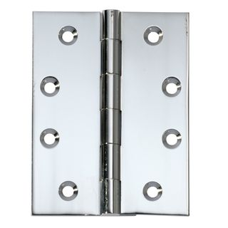 HINGES CHROME PLATE