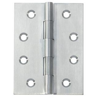 HINGES SATIN CHROME