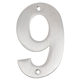 LETTERS & NUMBERS STAINLESS STEEL