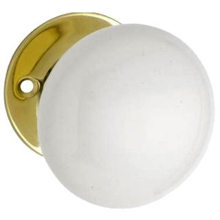 DOOR FURNITURE CERAMIC-PORCELAIN