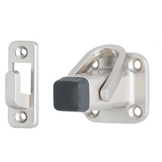 DOOR HOLDERS SATIN NICKEL