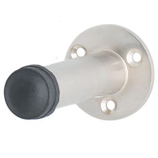 DOOR STOPS SATIN NICKEL