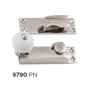WINDOW HARDWARE POLISHED NICKEL