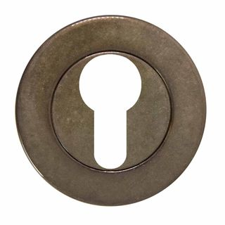 ESCUTCHEONS & TURNS ANTIQUE BRONZE