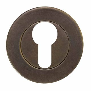 ESCUTCHEONS & TURNS NATURAL BRONZE