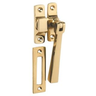 CASEMENT FASTENERS POLISHED BRASS