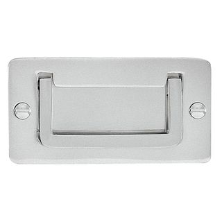 TRUNK HANDLES CHROME PLATE