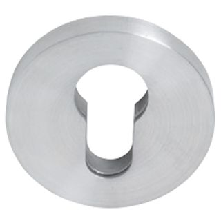EURO ESCUTCHEONS STAINLESS STEEL