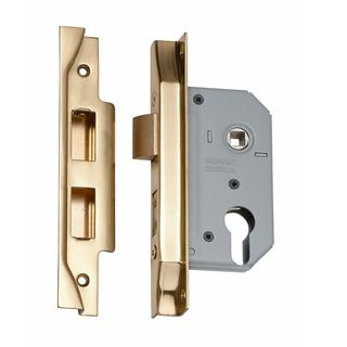 EURO CYLINDER MORTICE LOCKS REBATED