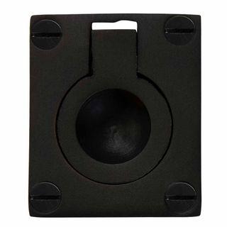 FLUSH RINGS MATT BLACK