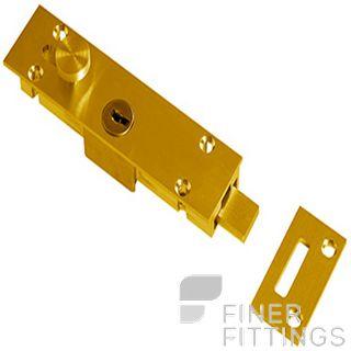 DELF DFJQ115 REVERSE LOCKING WINDOW BOLT