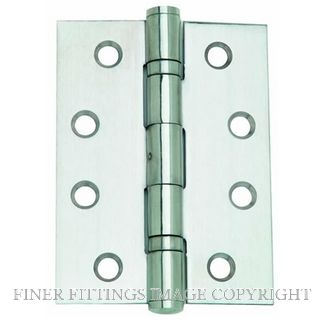 LEGGE LG13222 FIXED PIN BALL BEARING BUTT HINGES