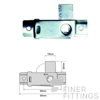 LENLOK LK1617 BUDGET LOCK RIGHT HAND ZINC PLATE