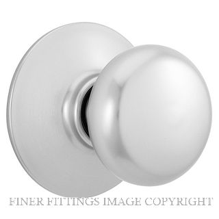 SCHLAGE F SERIES PLYMOUTH FURNITURE SATIN CHROME