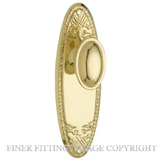 TRADCO FITZROY FURNITURE POLISHED BRASS