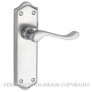 TRADCO HENLEY FURNITURE SATIN CHROME NICKEL