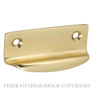 TRADCO 1670 SASH LIFT POLISHED BRASS