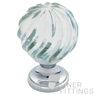 TRADCO TR3030-TR3031 GLASS CABINET KNOBS