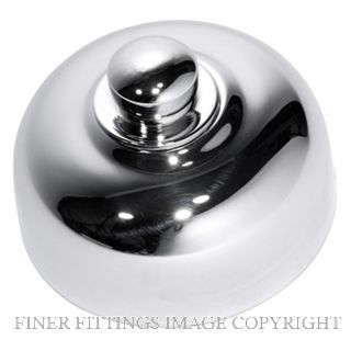 TRADCO 5775 TRADITIONAL LIGHT DIMMERS CHROME PLATE