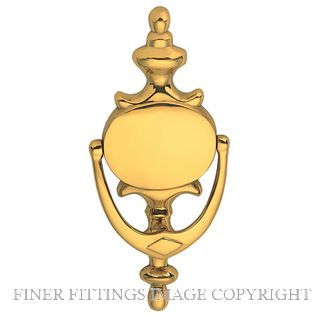 WINDSOR BRASS 3034 DOOR KNOCKER