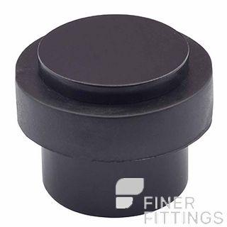 WINDSOR BRASS 5256 BLK 38MM DOORSTOP MATT BLACK
