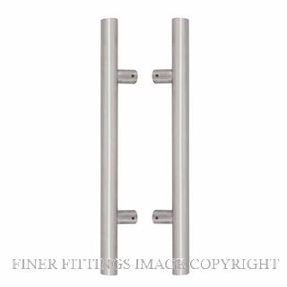 WINDSOR 7025 - 7093 PULL HANDLES SATIN STAINLESS