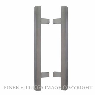 WINDSOR 7054 - 7096 PULL HANDLES SATIN STAINLESS