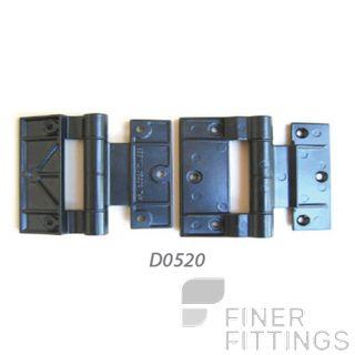 FFHD0520 HINGE - ALTHERM & VANTAGE 100MM TIM DOOR BLACK