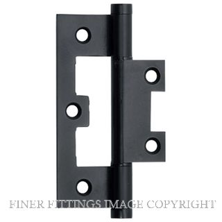 TRADCO 2998 HINGE HIRLINE BALL BEARING MATT BLACK