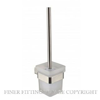 NR 4688 TOILET BRUSH HOLDER CHROME PLATE