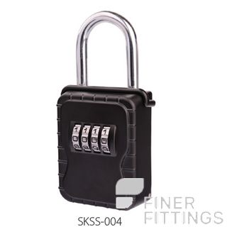 FEDERAL KEYBOX SMALL WITH SHACKLE