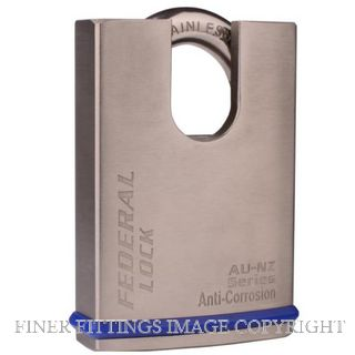 FEDERAL FDAU850 HEAVY DUTY PADLOCK