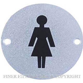 MILES NELSON 503PPTW SIGN WOMEN STAINLESS STEEL