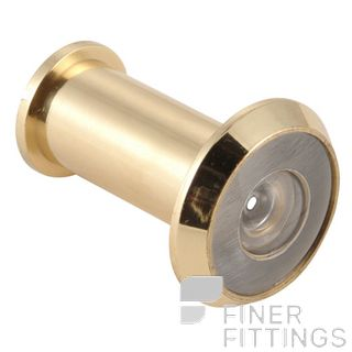 MILES NELSON 709 DOOR VIEWER POLISHED BRASS