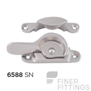 TRADCO 6588 FITCH FASTENER - NARROW SATIN NICKEL
