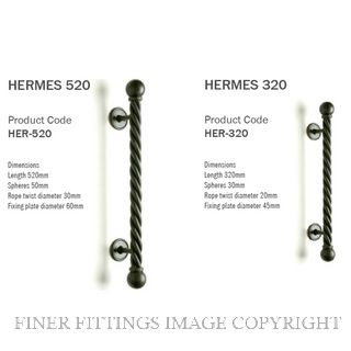 TASMAN FORGE TF HERMES 320 PULL HANDLE