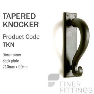TASMAN FORGE TF TAPERED DOOR KNOCKER