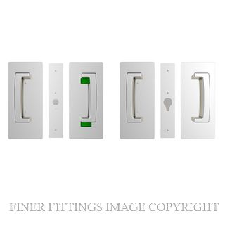 CL406 DOUBLE DOOR PRIVACY SET RIGHT HAND MAGNETIC 40-46MM