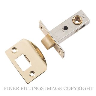 TRADCO 9570-9572 SPLIT CAM LATCHES POLISHED BRASS