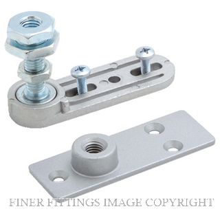 RYOBI RYSP 30FLOOR BOTTOM PIVOT ASSEMBLY FOR DOORS UP TO 110KG