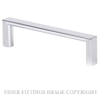 SYLVAN EU3 NORTON CABINET HANDLE CHROME PLATE
