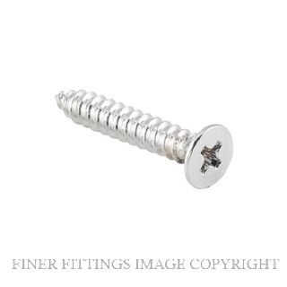TRADCO SCHINGECP25 - SCHINGECP32 POZI HEAD SCREWS CHROME PLATE